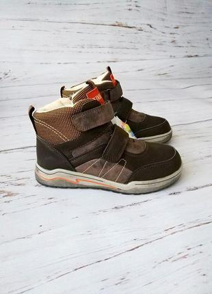 Ботинки для мальчиков kimboo 36,37