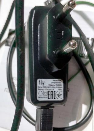 Зарядное устройство USB 5V 1A TA8006 для Fly FS504 Cirrus 2
