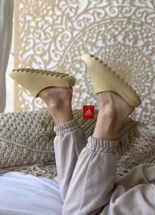 Шлепанцы adidas yeezy slide код 3080