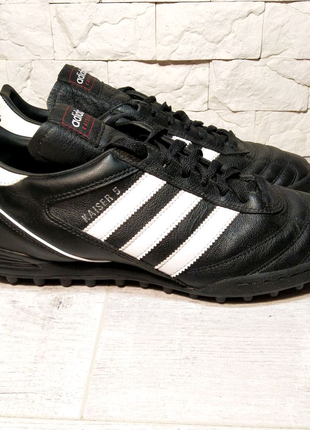 Сороконожки 43 Adidas Kaiser 5. Оригінал!
