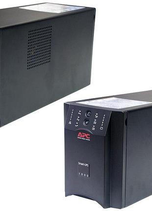 ИБП Бесперебойник APC Smart-UPS 1000VA USB для котлов