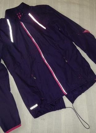 Легкая спортивная ветровка куртка inoc p.38