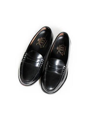 Мужские кожаные туфли лоферы churchs оригинал англия