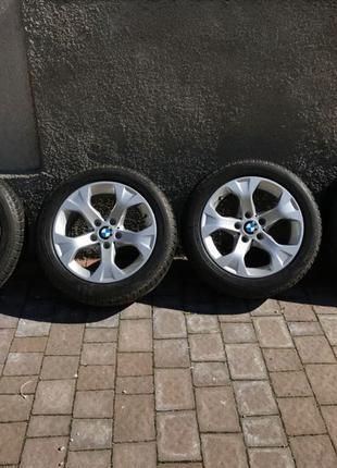 Диски BMW R17 з зимовою резиною