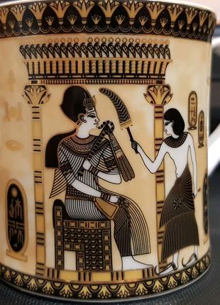 """Новая коллекционная чашка """"FM Fathi Mahmoud Limoges"""""""