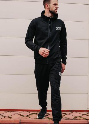 Мужской спортивный костюм наса (nasa)