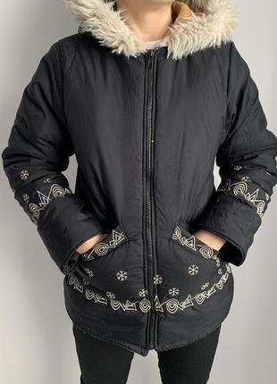 Тепла зимова куртка, теплая зимняя куртка.
