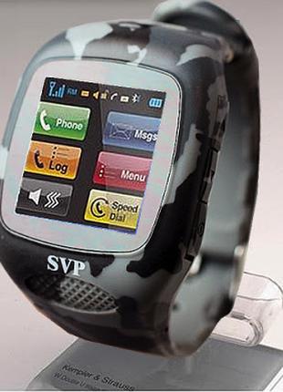 Смарт часы SVP G13 c GSM модулем и камерой.