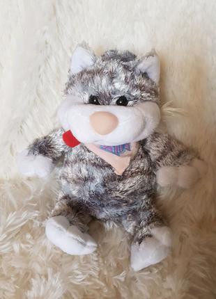 Мягкая игрушка Fancy кот Ленник