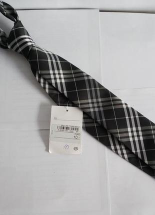 Мужской галстук  немецкого  бренда accessoires by c&a европа о...