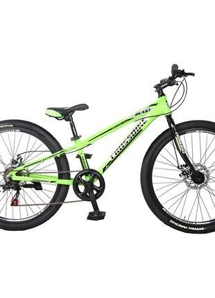 """Велосипед Cross Blast 26"""" алюминиевый"""