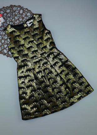 Платье на 8-9 лет, рост 134 см