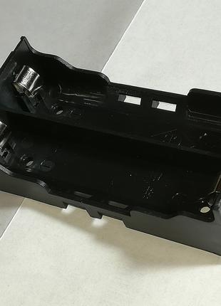 Батарейный Отсек На 2 Аккумулятора Li-Ion 18650 Бокс Холдер