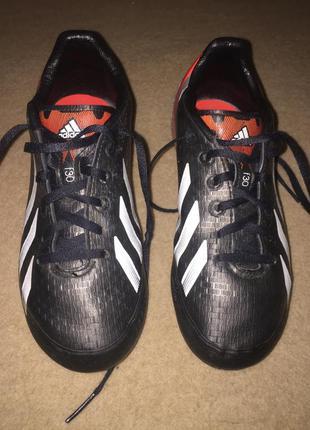 Обувь для футбола бутсы копы копочки сороконожки adidas размер 32