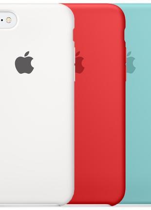 Чехол Silicone Case для Apple iPhone 7 / 8