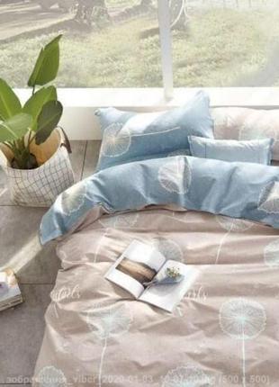 Комплект  постельного  белья «Летний  одуванчик»