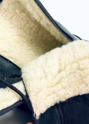 Деми ботинки женские черные