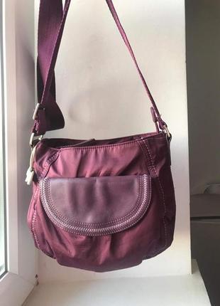 Фирменная сумка с длинным ремнем radley