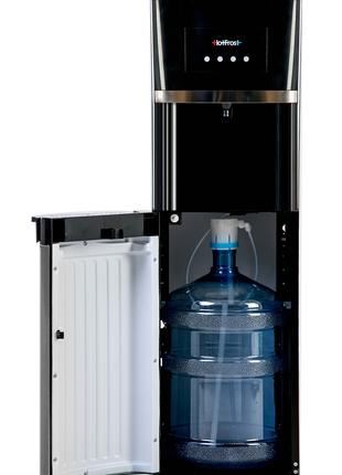 Кулер для воды, бутыль внизу
