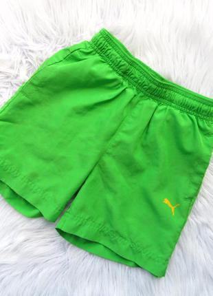 Стильные спортивные шорты плавки  puma