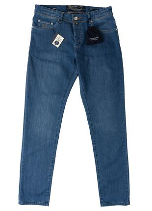 Jacob Cohёn. Синие классические джинсы