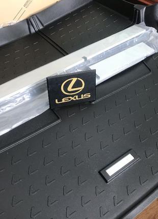 Оригинальный фирменный новый ковер в багажник LEXUS RX