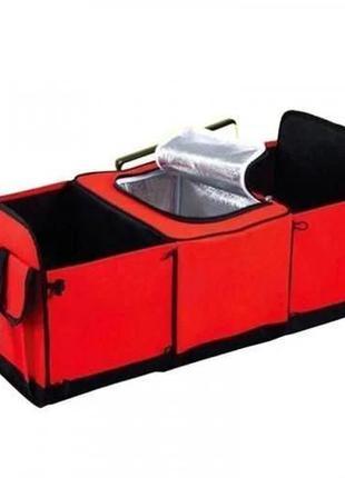 Органайзер - сумка холодильник в багажник автомобиля, туризма,...