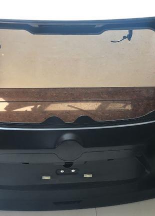 NISSAN X-TRAIL 2017 крышка багажника ляда
