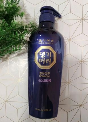 Тонизирующий шампунь для поврежденных волос Daeng gi meo ri chung