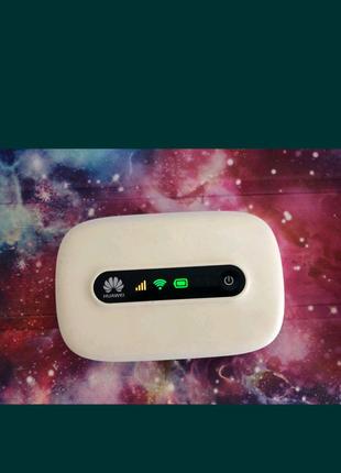 Wi-fi роутер Huawei EC5321u