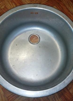 Кухонная мойка нержавейка 0,9мм