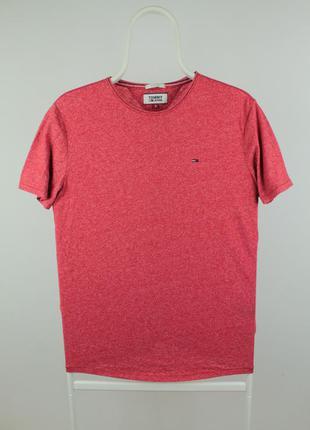 Стильная оригинальная футболка tommy hilfiger slim fit t-shirt