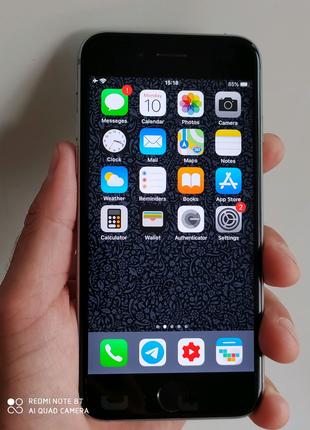 iPhone 6s, 64Gb Neverlock