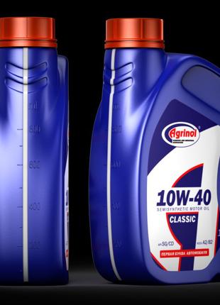 Масло Agrinol 10w40 Classic 1L