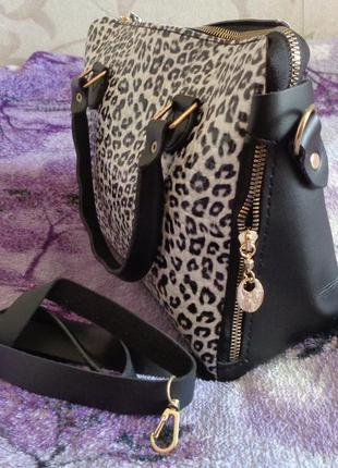 Симпатична  сумка. хорошее качество