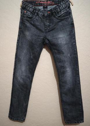 Классные джинсы на мальчика 12-13 лет от chapter young