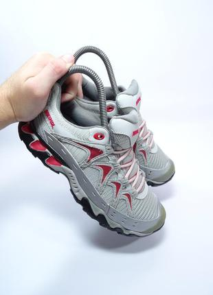 Оригинальные трекинговые кроссовки meindl (contagrip,flex system)