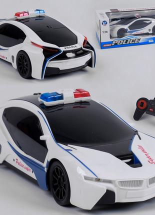 Машинка полиция на радиоуправлении