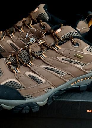 Кроссовки Merrell® Moab 2 Gore-Tex original 10M US 44 EU J06041