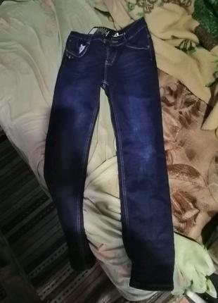 Продам тёплые женские джинсы