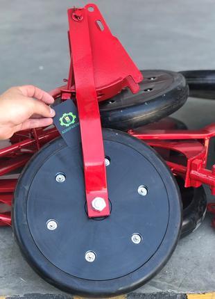 Прикатывающее колесо СЗ в сборе на сеялку ОЗШ 00.4140-01-Т