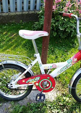 Велосипед дитячий Аист 16