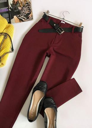 Новые обалденные зауженные брюки с высокой посадкой gap (ориги...