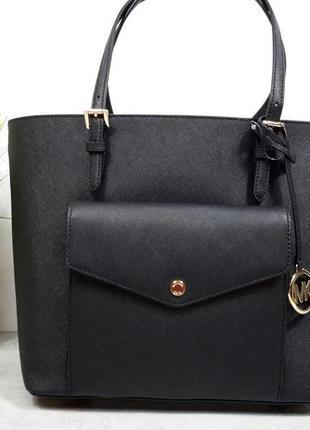 Новая кожаная сумка майкл корс, michael kors.