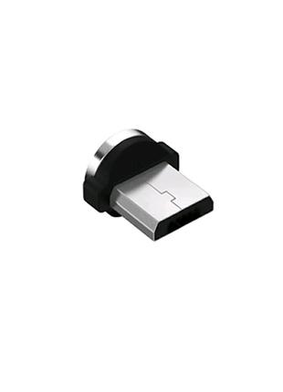Магнитный переходник адаптер micro-usb