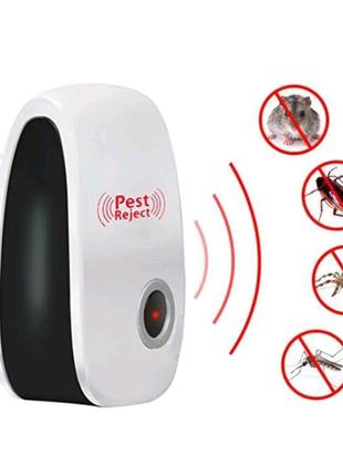 Ультразвуковой отпугиватель насекомых, грызунов и комаров
