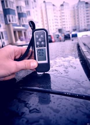 Как проверить кузов машины толщиномером в Киеве?