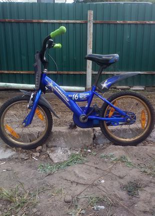 Велосипед и ....