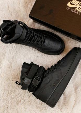 Кросівки черевики nike special field air force 1 кроссовки бот...