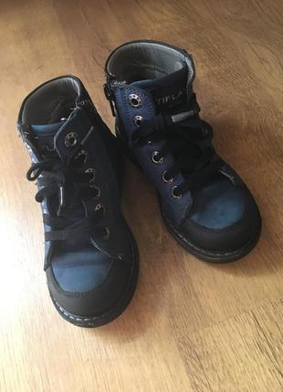 Стильные ботинки tiflani
